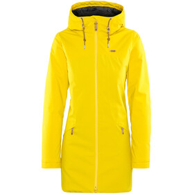 Maloja NahumM. Padded Coat Women spicy ginger